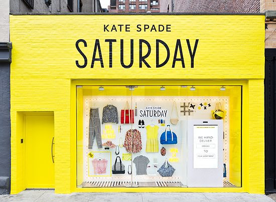 best-summer-window Kate-Spade-Saturday