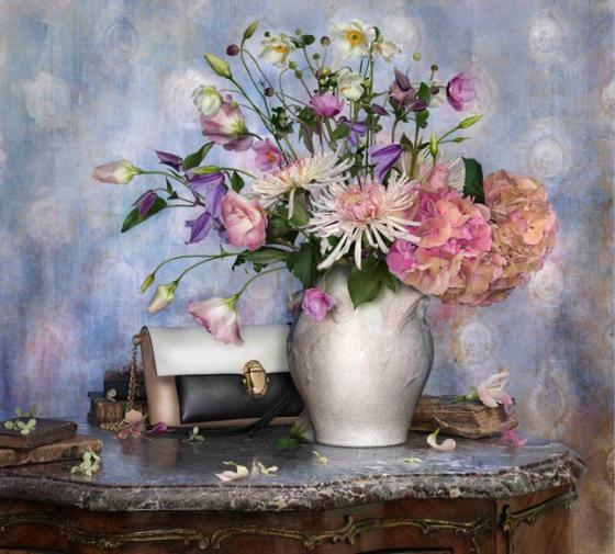 Inspirada na obra de Camille Pissarro